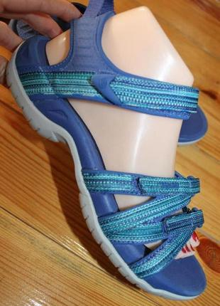 40 разм. сандалии teva. made in vietnam. новые