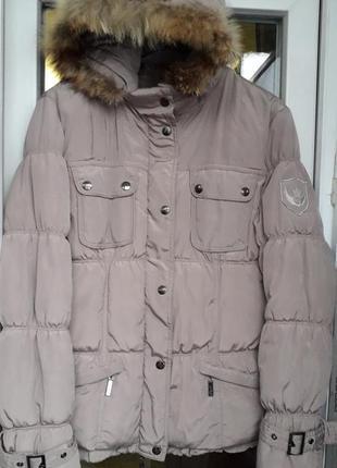 Pollgirl куртка короткая демисезон весна болоньевая синтепонов...