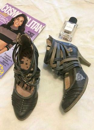 Клёвые удобные туфельки