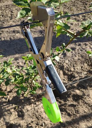 Степлер для подвязки винограда, цветов, овощей