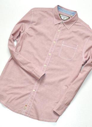 Стильная мужская рубашка красивого цвета