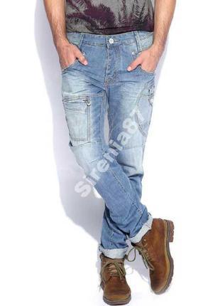 Стильные джинсы 883 police №60
