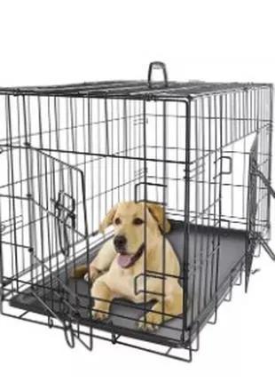 Вольер. Клетка для собак. Очень хорошего качества.