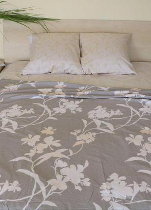 Комплект постельного белья . сатин
