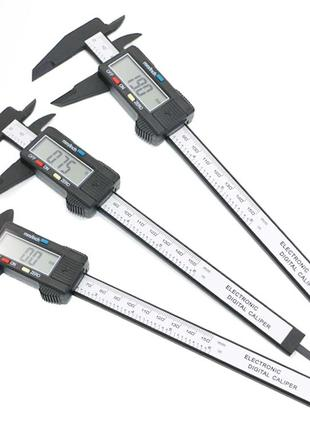 Электронный цифровой Штангенциркуль Датчик Микрометр Измерительны