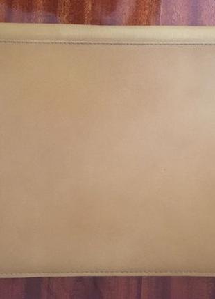 Кожаная папка-чехол под Macbook Air, Ipad, документы