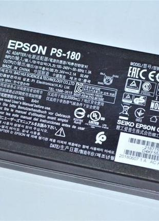 Блок питания Epson PS-180 для POS-принтеров (M159E)