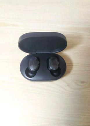 Беспроводные наушники bluetooth блютуз сяоми Xiaomi redmi airdots