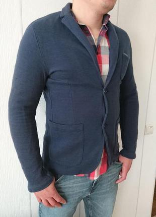 Мужской пиджак tom tailor, хлопковый пиджак, жакет