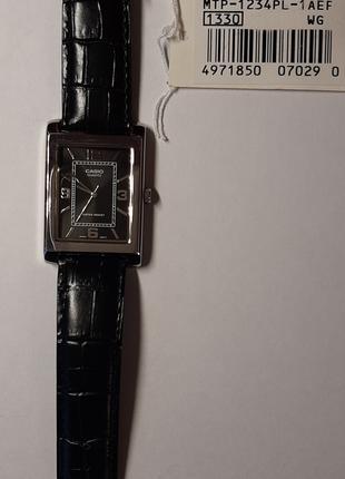 Годинник наручний кварцовий Casio MTP-1234РL-1АEF