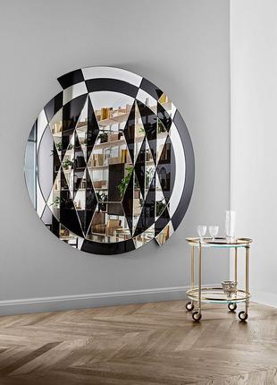 Зеркала дизайнерские на заказ