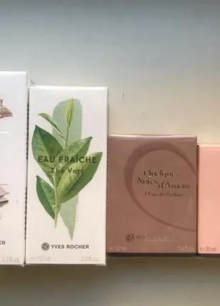 Парфюм/ духи/ аромат от Ив Роше Yves Rocher