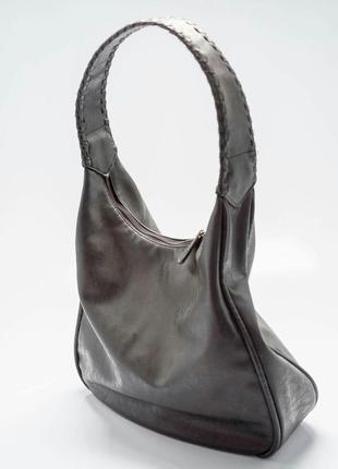 Sale 30%  сумка женская темно-серая мягкая