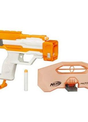 Набор Нерф Защита и нападение от Hasbro (Стреляющий приклад) Nerf