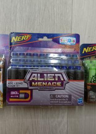 Оригинальные пули Нерф в упаковке (Nerf)