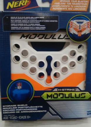 Защита Нерф Модулус с местом для хранения пуль (Nerf Storage S...
