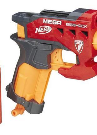 Нерф Мега Биг Шок Б.у. отличное состояние Nerf N-Strike Mega B...