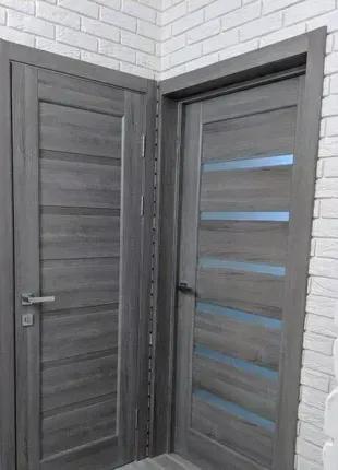 Межкомнатные двери Линнея новый стиль