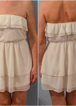 Сукня плаття платье летняя одежда для девочки шифон