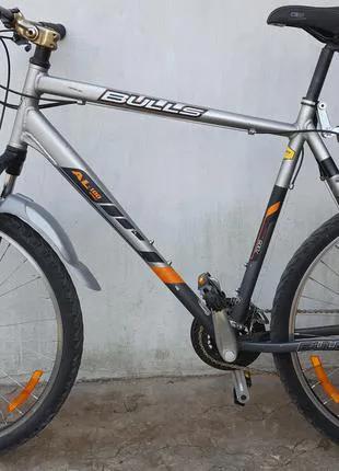 """Велосипед с алюминиевой рамой 26"""""""
