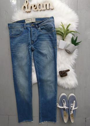 Актуальные зауженные джинсы скинни дудочки сигаретки №245
