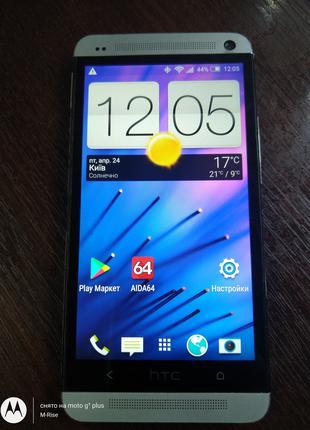 "HTC One M7 (HTC6500L) 32Gb, 4 ядра, 2GB из США. 4.7""NFC андр5.0.2"