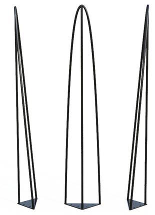 Ножка из металла, h-730мм 1113