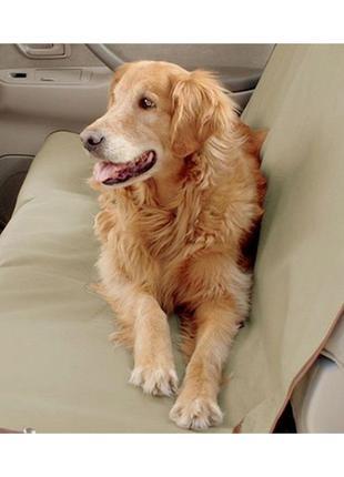 Защитный коврик в машину для собак