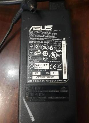 Блок питания к ноутбуку ADP-90SB-BB ASUS/Acer (оригинал)