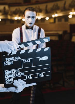 Заказ актеров / Услуги актеров для съемок