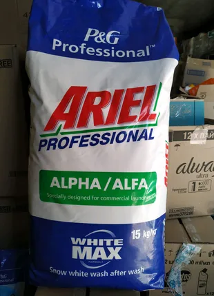 Стиральный порошок Ариель 15 кг. Ariel 15кг