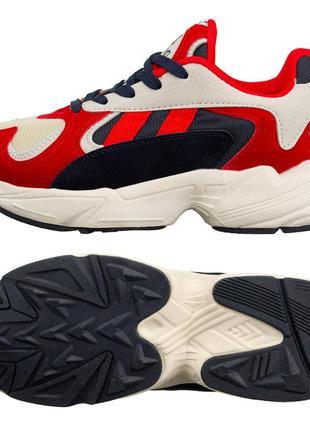 Жіночі кросівки bayota red blue