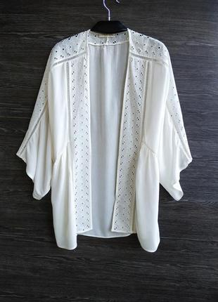 Легкий летний кардиган кимоно marks&spencer.
