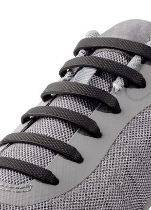 Силиконовые шнурки 16 штук