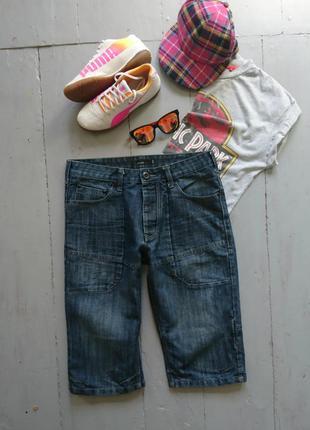 Джинсовые шорты №315