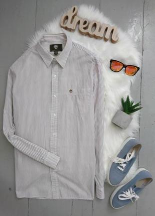 Стильная рубашка в полоску №40