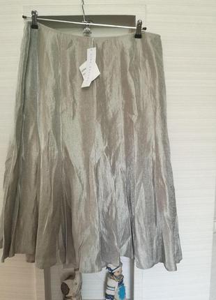 Шикарная новая юбка на торжество большого размера