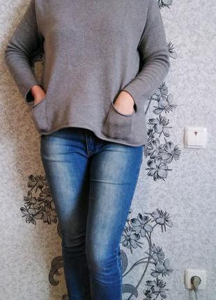 Джинсы синие, джинсы женские