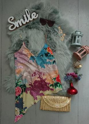Актуальная блуза топ в бельевом стиле №128