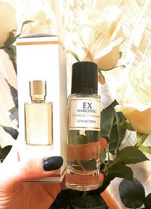 Парфюмированная вода унисекс версия ex nihilo fleur narcotique