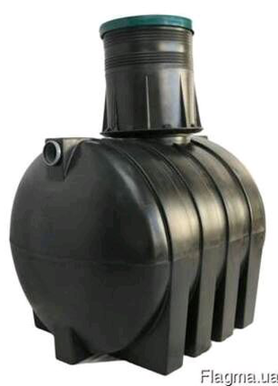 Септик для выгребных ям на 1500 литров