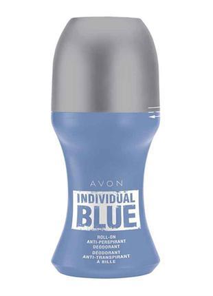 Дезодорант-антиперспірант Individual Blue (50 мл)