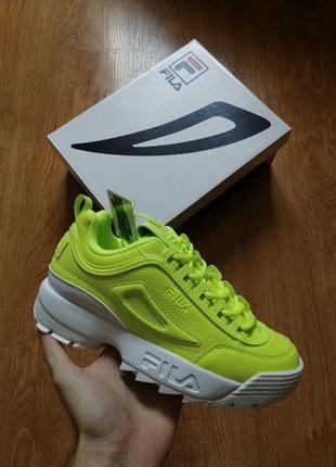 Fila disruptor ii | оригинальные кроссовки
