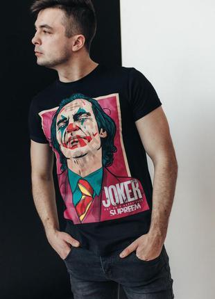 Мужская футболка joker