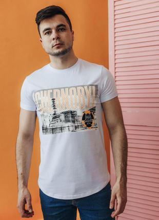 Футболка мужская chernobyl