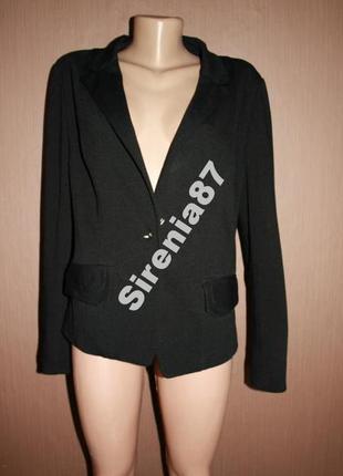 №5 черный пиджак
