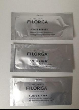Filorga scrub & mask филорга скраб маска