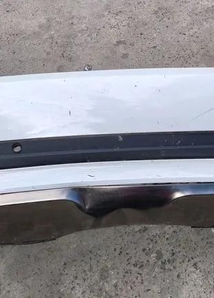 Задний бампер на BMW X6 2017