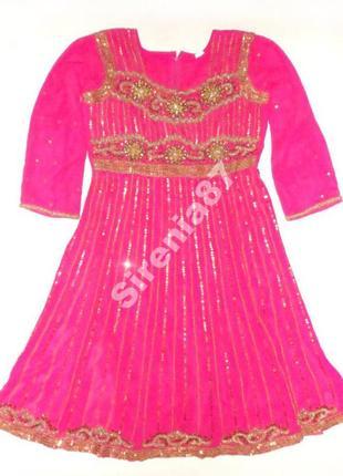Платье в индийском стиле №71
