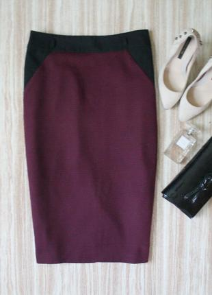 Актуальная миди юбка карандаш №106